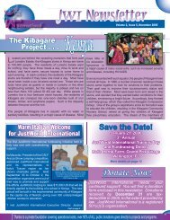 Volume 2, Issue 5 - Just World International
