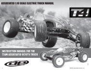 ANSMANN RACING X2C Instruction manual - Petit RC