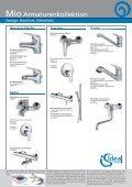 MIO Armaturenkollektion Ideal Standard - Deinzer + Weyland GmbH - Seite 2