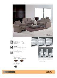 Abbildungen von oben nach unten Sitzaufbau wahlweise Softex ...