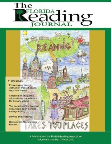 Winter 2012 - Florida Reading Association