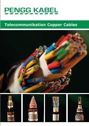Telecommunikation Copper Cables - PENGG KABEL GmbH