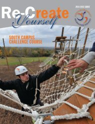 Re-Create Yourself! Recreation Services Online Guidebook ...