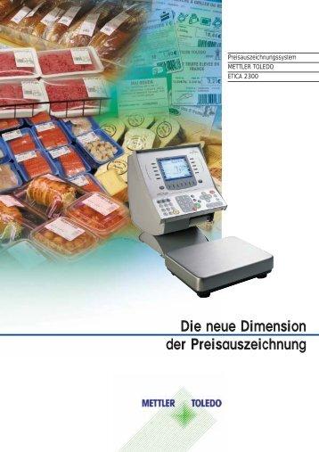 Die neue Dimension der Preisauszeichnung - Hartmut Scholz ...
