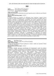 Autor: Silvio Manoel Silva Gonçalves Orientadores ... - OBT - Inpe