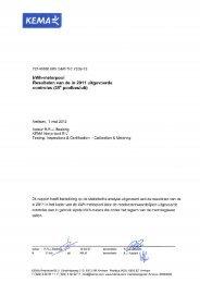 Poolbesluit 35 - DNV Kema