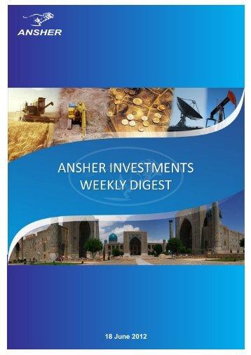 18 June 2012 - Ansher Holding Limited