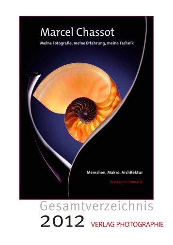 Gesamtverzeichnis - Verlag Photographie