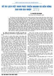 Page 1 VIET NAM SAU KH1 GIA NHAP WTO ní nu Lion wir Nn|v ...