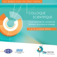 Colloque sCientifique - Bretagne Innovation