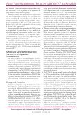 ACUTE PAIN Overview of Management - U.S. Pharmacist - Page 5