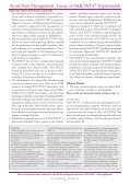 ACUTE PAIN Overview of Management - U.S. Pharmacist - Page 6