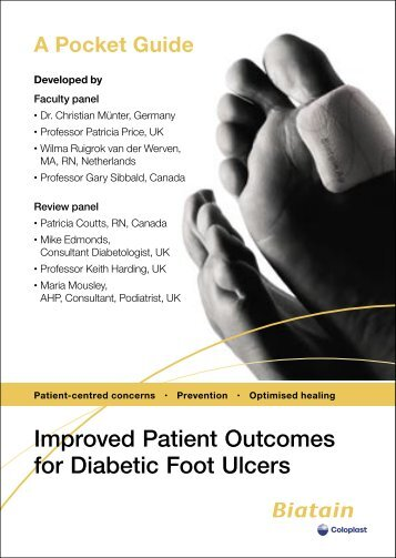 Improved Patient Outcomes for Diabetic Foot Ulcers - Coloplast