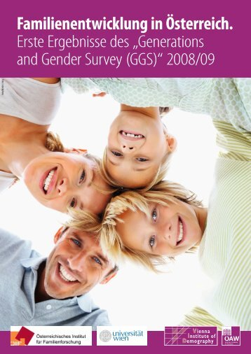 Generations And Gender Survey (GGS
