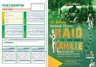 Tract Raid famille - Saint-Priest