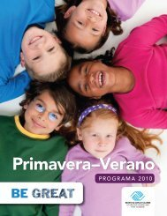 Primavera–Verano - Boys and Girls Clubs of Greater Oxnard and ...
