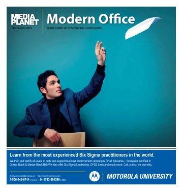 Modern Office - iLinc
