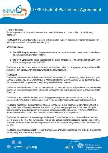Bulletin enterprise agreement negotiations northern territory jfpp student placement agreement northern territory general platinumwayz