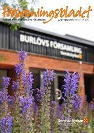 Församlingsbladet 2012-08-20 - Mild Media