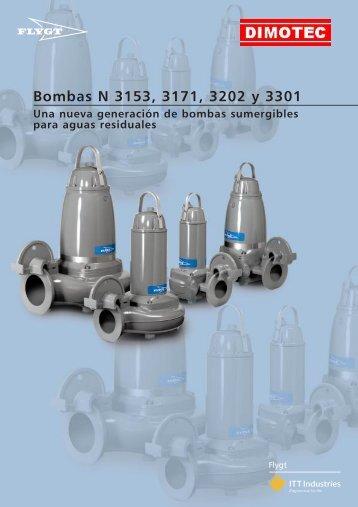 Nueva generación de bombas N - Dimotec