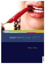 Jaarverslag 2009 (pdf) - IKON