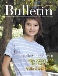 Read More information on Vol. 5 No. 1 - The University of Hong Kong