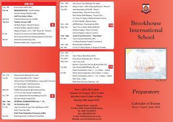 Download Term 3 2010 - 2011 Preparatory Calendar - Brookhouse ...