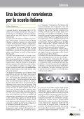 Gennaio-Febbraio 2011 - Movimento Nonviolento - Page 3