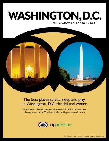 WASHINGTON, D.C. - Tripadvisor