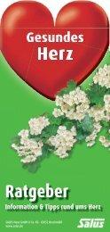 Gesundes Herz Ratgeber / Informationen & Tipps rund ums ... - Salus