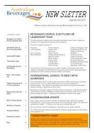 Aust. Bev September 2007 Newsletter - NZJBA - The New Zealand ...
