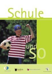 Schule und so - Vorarlberg