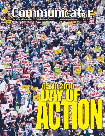 The Communicator Vol. 27, No. 6 June 2010 0745-6514