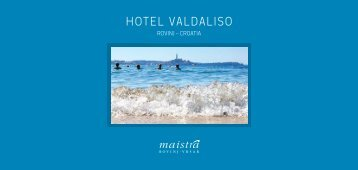 HOTEL VALDALISO - Istria Travel
