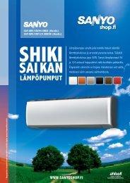 Sanyo Shiki Sai Kan 94-124