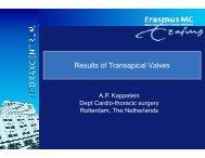 Results o of Transapical Valves p - Sha-conferences.com