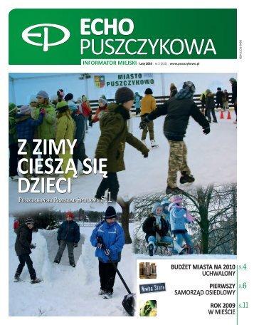 Luty 2010 - Puszczykowo, Urząd Miasta