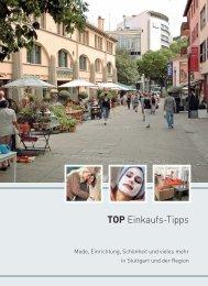 TOP Einkaufs-Tipps - top-magazin-stuttgart.de