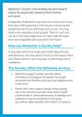 Alzheimer's Society in Wales - Primary Mental Health Care and ... - Page 2