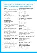 Alzheimer's Society in Wales - Primary Mental Health Care and ... - Page 4