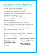 Alzheimer's Society in Wales - Primary Mental Health Care and ... - Page 5