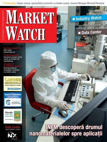Septembrie - Octombrie 2013 [Nr. 158] - Market Watch