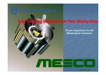FOSTER WHEELER Waste Heat Boiler