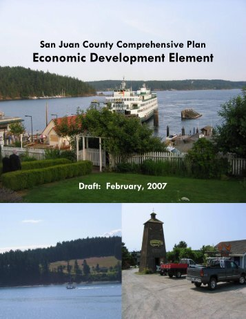 Draft Economic Development Plan - February ... - San Juan County