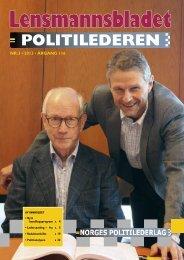 Lensm.bladet nr.5-2009-32s - Politilederen.no