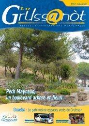 Lo Grussanòt Octobre 2007 PDF - Gruissan