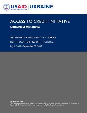 ukraine & moldova - PDF, 101 mb - usaid