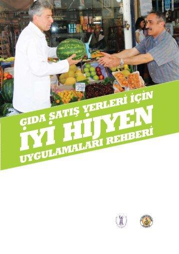 Gıda Satış Yerleri İçin İyi Hijyen Uygulamaları Rehberi