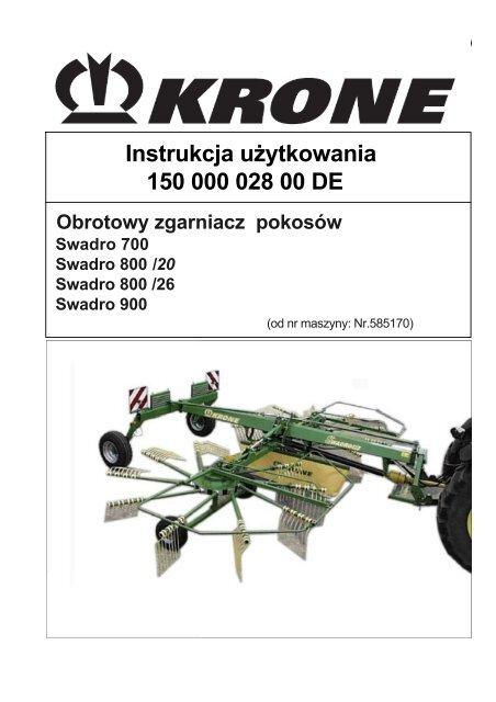 Swadro 700 800 900 - Agromix