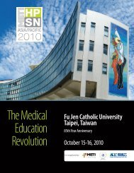 The Medical Education Revolution - Human Patient Simulation ...
